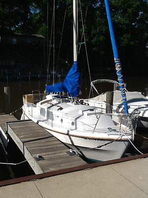 1974 Westerly Centaur 26' Sailboat