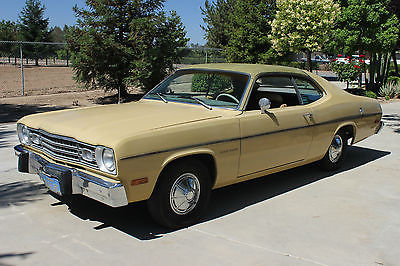 1974 plymouth duster cars for sale. Black Bedroom Furniture Sets. Home Design Ideas
