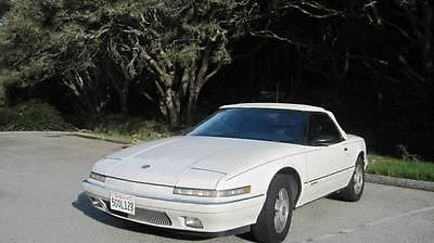 Buick : Reatta Base Convertible 2-Door 1990 buick reatta convertible 2 door 3.8 l