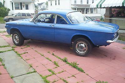 Chevrolet : Corvair SS 1964 corvair monza streetrod hotrod ratrod street hot rat rod chevy antique ss