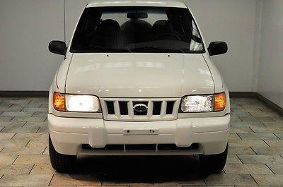 Kia : Sportage Base Convertible 2-Door 2002 kia sportage 2 dr conv auto 45 k warranty