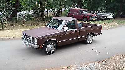 Ford : Other Pickups XLT 1978 ford courier xlt short bed pickup