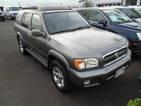 2004 NISSAN PATHFINDER 4 DOOR SUV