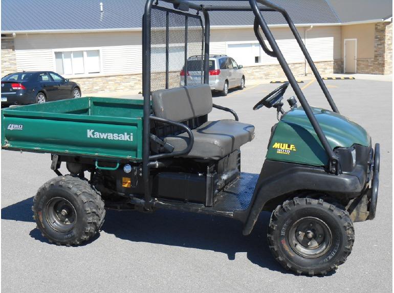 2007 kawasaki mule 3010 diesel 4x4