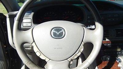 Mazda : Millenia Base Sedan 4-Door 2002 mazda millenia base sedan 4 door 2.5 salvage rebuildable title