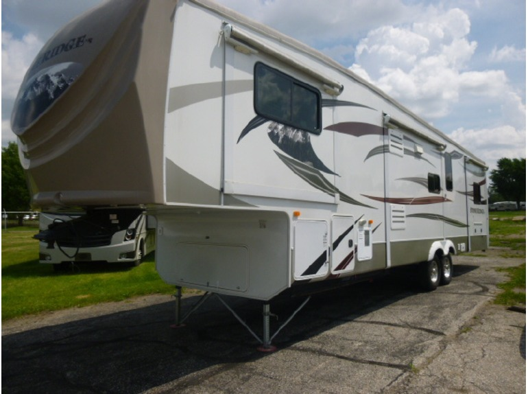 2012 Kz Rv StoneRidge 38FL