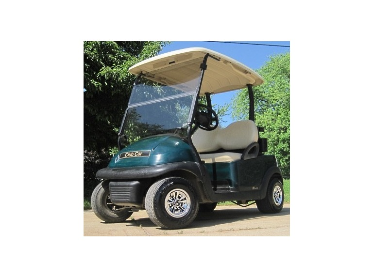 2011 Gsi Club Car Precedent Electric 48v Golf Cart - Green