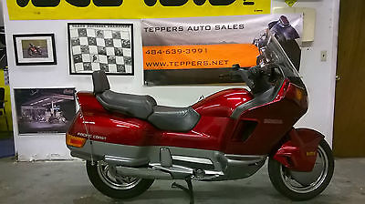 Honda : Other PACIFIC COAST PC800 Low Miles One Owner Excellent Condition Clean Title