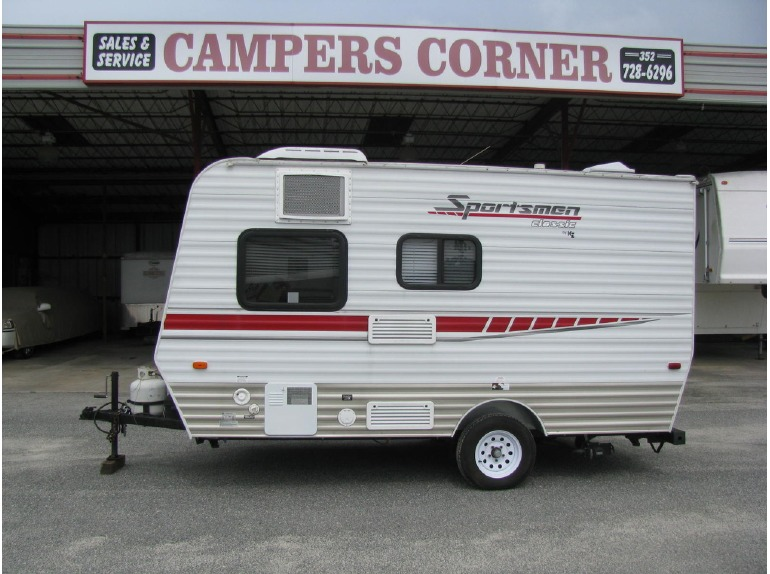 K Z Manufacturing Sportsman Classic 14rb Rvs For Sale