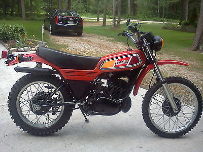 Yamaha : Other 1977 yamaha dt 400
