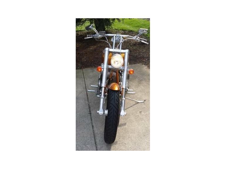 2005 Titan Motorcycle Co. Sidewinder LOW RIDER HT