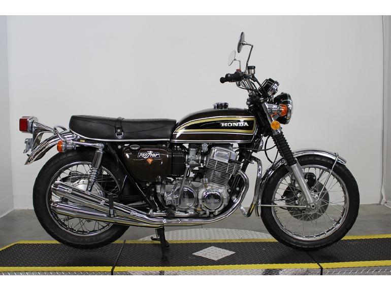 1973 Honda CB-750-4