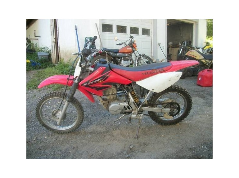 Honda crf 80 motorcycles for sale in palmyra maine for Honda motorcycle dealers maine