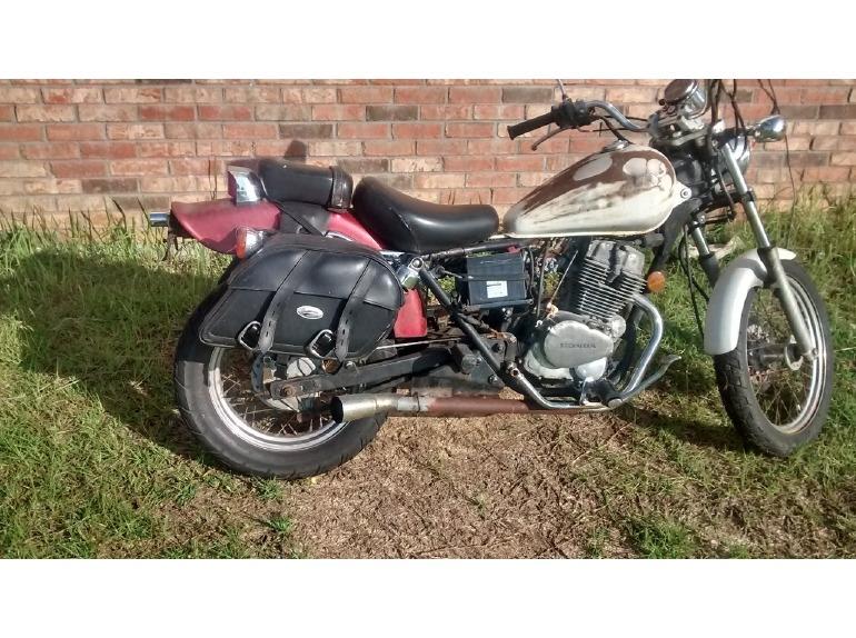 2002 Honda Rebel (CMX250C)