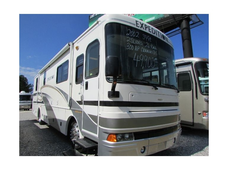 2002 Fleetwood Expedition Rvs For Sale