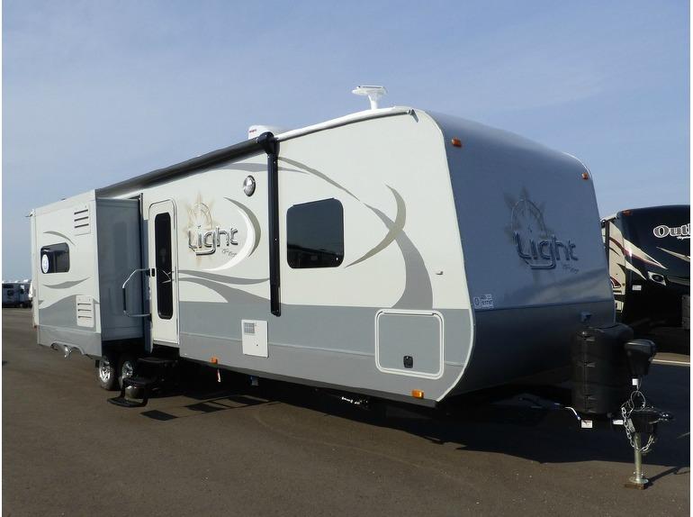 2016 Open Range Rv Light LT308BHS