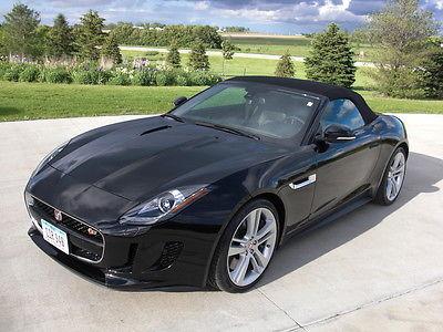 Jaguar : Other V8 S Convertible 2-Door 2015 jaguar f type v 8 convertible