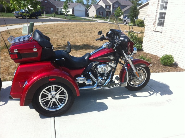 Harley Davidson Tri Glide Ultra Motorcycles For Sale In: Harley Tri Glide Ultra Classic Motorcycles For Sale In Indiana