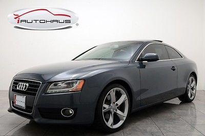 Audi : A5 2.0T Quattro 6spd Premium Plus Sport Bang & Olufsen WE FINANCE! Xenons Bluetooth Heated Seats 1-Owner