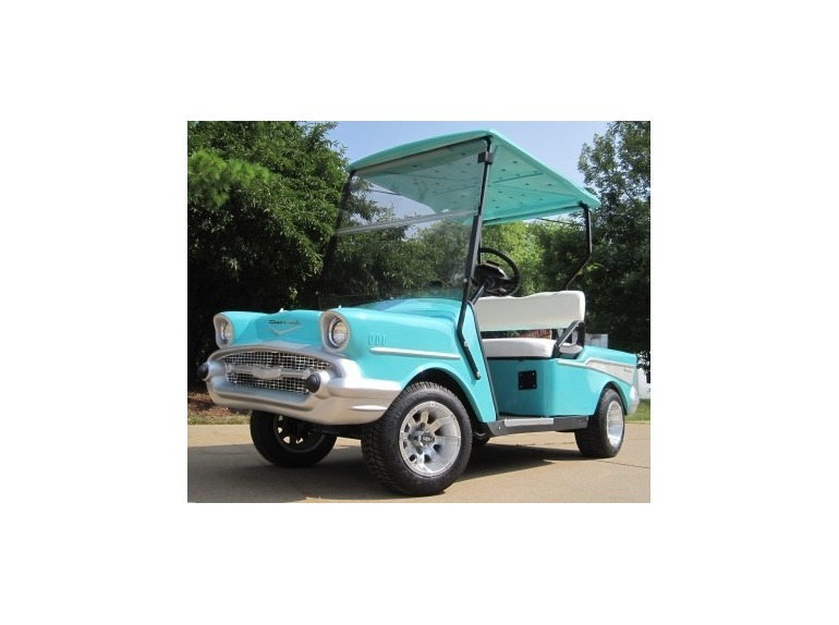 2011 Gsi 57 Chevy Custom Ez Go Golf Cart