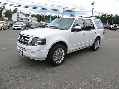 Ford : Expedition Limited Sport Utility 4-Door 2013 ford expedition limited sport utility 4 door 5.4 l 4 x 4 seats 8