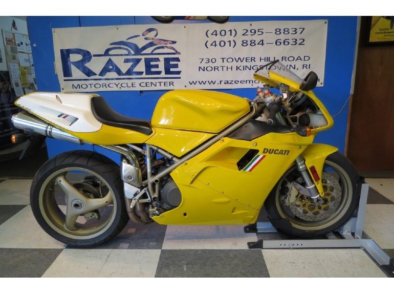 ducati 916 monoposto motorcycles for sale. Black Bedroom Furniture Sets. Home Design Ideas