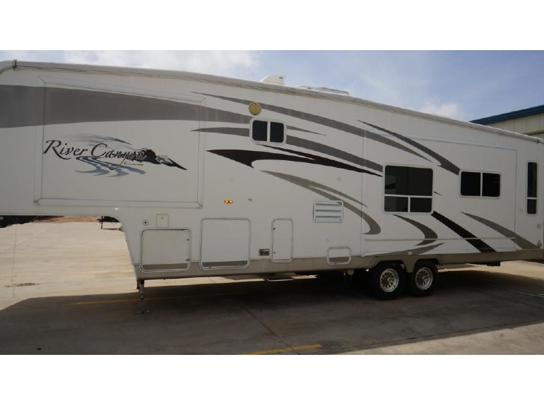 2007 Travel Supreme River Canyon 36RLTS