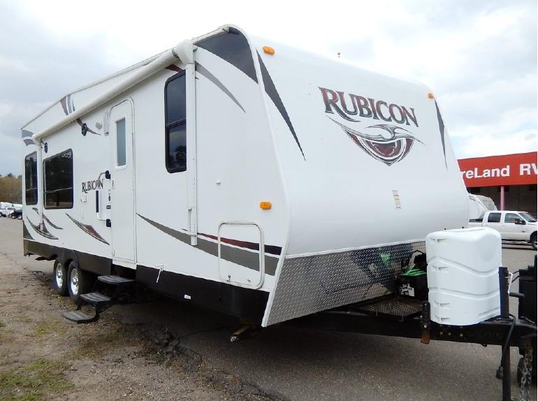 2013 Dutchmen Rv Rubicon 2600