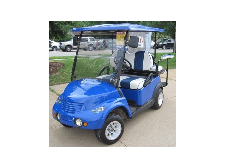 2011 Gsi PT Cruiser Custom EzGo Golf Cart