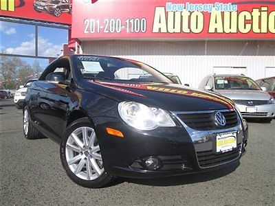 Volkswagen : Other 2dr Convertible DSG 2.0T 2 dr convertible dsg 2.0 t volswagen eos 2.0 t leather roof hardtop convertible low