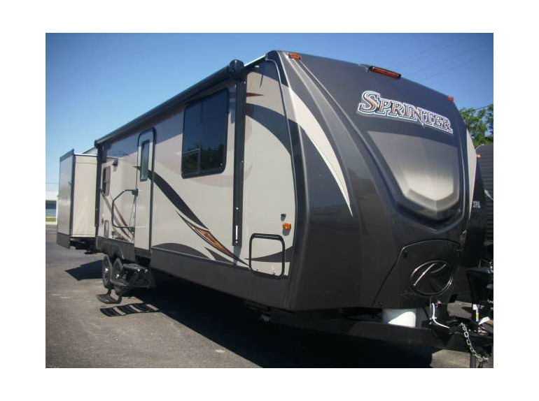 2016 Keystone Sprinter RVs 299RET