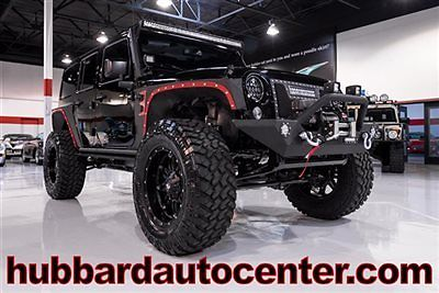 Jeep : Wrangler Fully Custom Complete custom build, best valued Jeep build on the market, armored fenders WOW