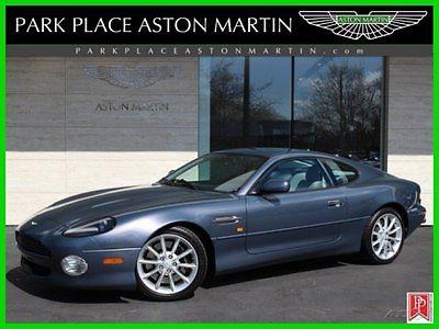 Aston Martin : DB7 Vantage 2001 vantage used 6 l v 12 48 v automatic rwd premium