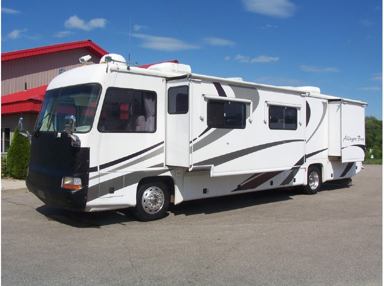 2001 Tiffin Motorhomes ALLEGRO BUS 39 BUSDSL