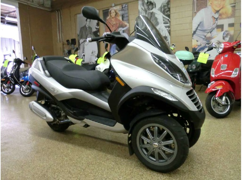 2009 piaggio mp3 250 motorcycles for sale. Black Bedroom Furniture Sets. Home Design Ideas