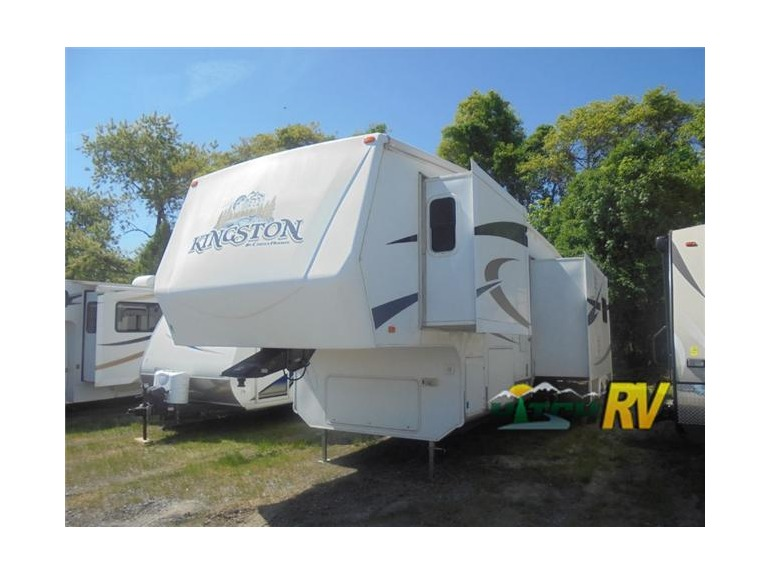 2008 Crossroads Rv Kingston KF32DB