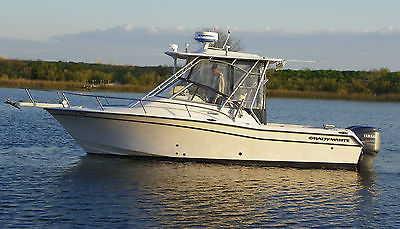 2002 Grady White Express 265 Twin Yamaha 225 Four Strokes---REDUCED