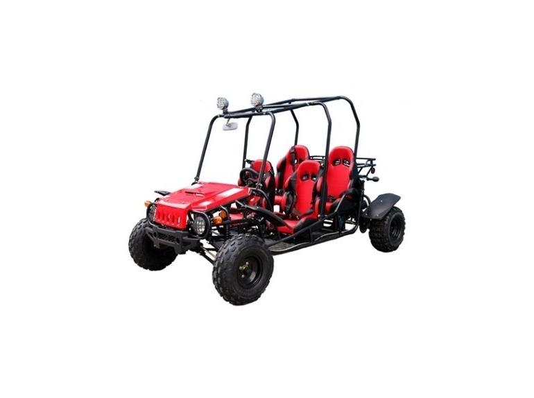 2015 Gsi Brand New 150cc GTK4150 4 Seater Wrangler Go Kart
