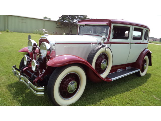 Buick : Other 60 Series 1930 buick 60 series frame off restored i 6 331 3 spd show car