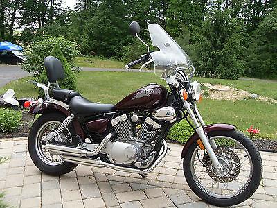 250 cc yamaha virago motorcycles for sale. Black Bedroom Furniture Sets. Home Design Ideas