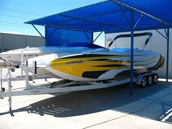2006 28' Magic Deckboat