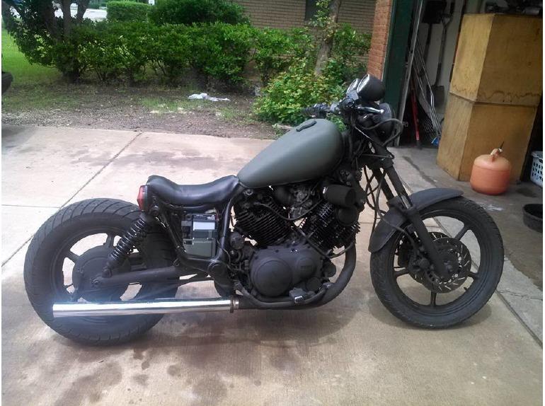 1987 yamaha virago 1100 motorcycles for sale. Black Bedroom Furniture Sets. Home Design Ideas