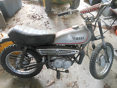 Yamaha : Other VINTAGE 1975 Yamaha GT80 mini trail project