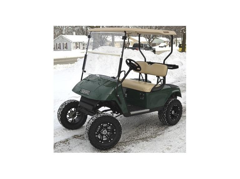 2015 Gsi Ez Go Lifted Golf Cart - Grasshopper Edition With Custo