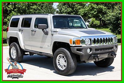 Hummer : H3 4WD 4DR SUV H3 5 speed 4x4 tow 94000 original miles off road hitch AWD stick clean