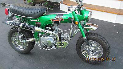 Honda : CT 1970 honda ct 70 h model