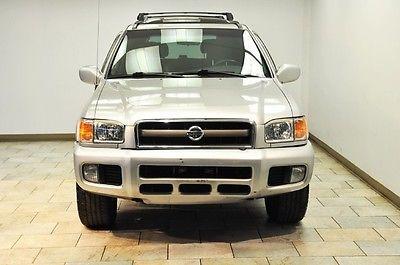 Nissan : Pathfinder LE Platinum 2004 nissan le platinum