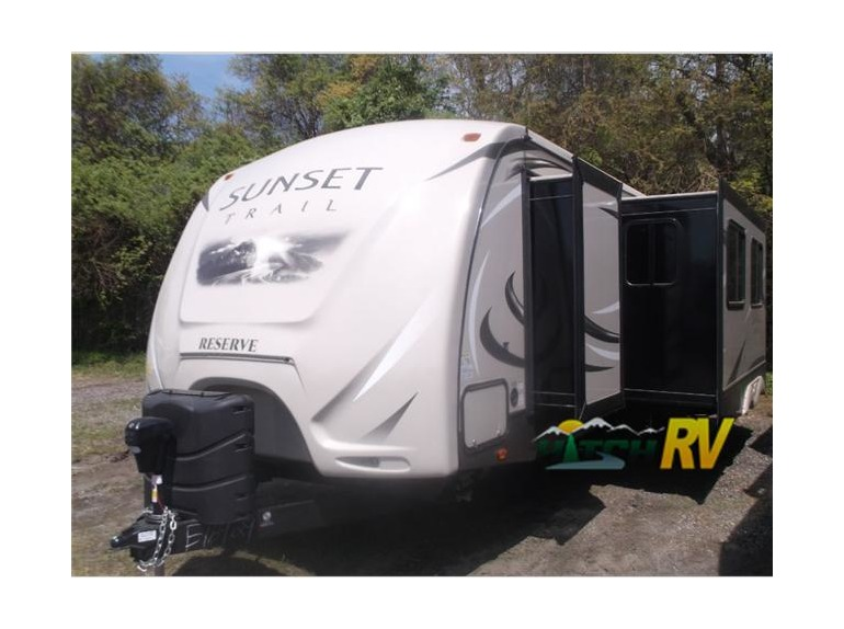2016 Crossroads Rv Sunset Trail Reserve ST29SS