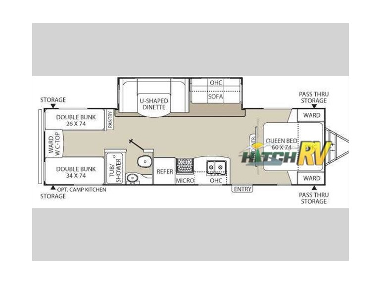 2013 Coachmen Rv Freedom Express 29SE