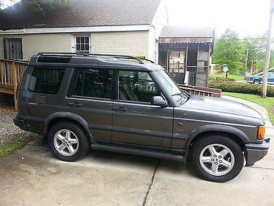 Land Rover : Discovery SE7 All terrain SUV 4 wheel drive